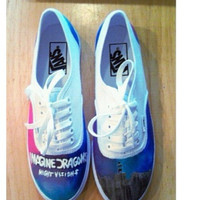 Imagine Dragons Vans
