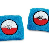 Pokemon Sweat Bands (4 count)