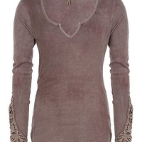 Gimmicks by BKE Washed Top - Women's Shirts/Tops | Buckle