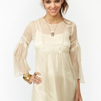 Luisa Lace Dress