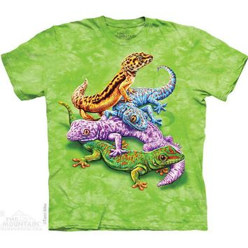 New GECKOS YOUTH CHILD  T SHIRT -