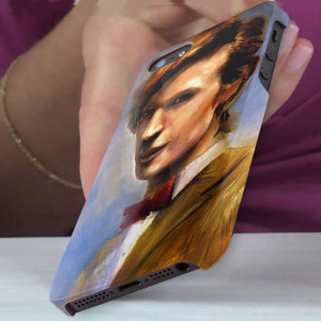 Dr Who painted art 3D iPhone Cases for iPhone 4,iPhone 4s,iPhone 5,iPhone 5s,iPhone 5c,Samsung Galaxy s3,samsung Galaxy s4