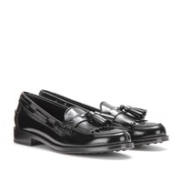 mytheresa.com -  LEATHER LOAFERS  - loafers & moccasins - shoes - Luxury Fashion for Women / Designer clothing, shoes, bags