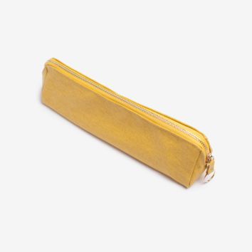 Yellow Long Tent Pouch