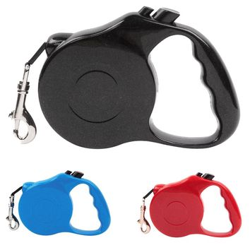 Automatic Retractable Dogs Walking Lead Leash