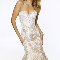 Paparazzi by Mori Lee 97005 Dress