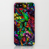 Lose Yourself to Color iPhone & iPod Case by Caitlin Barnes | Society6