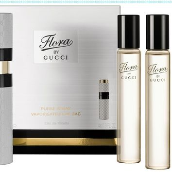 Gucci Flora Gift Set for Women (Eau De Toilette Purse Spray, 4 Refills):Amazon:Beauty