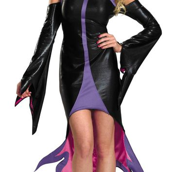 Maleficent Sassy 12-14 Costume