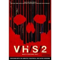 Walmart: V/H/S/2 (Rated/Unrated) (Widescreen)