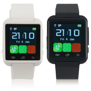 S5 Bluetooth SmartWatch GSM SIM Card Slot Positioning Dial Call Watch