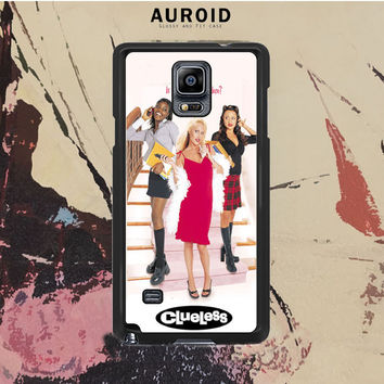 Clueless Alicia Silverstone Samsung Galaxy Note 3 Case Auroid