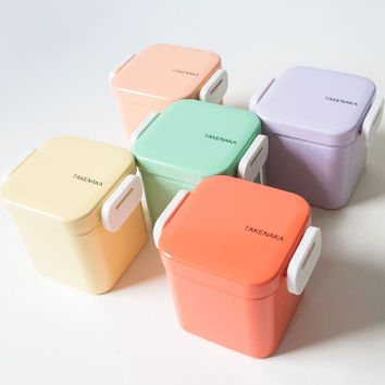 Takenaka Cube Bento Box