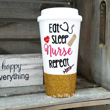Nurse Travel Mug
