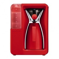 Bodum BISTRO b.over 10 Cup Coffee Maker - Red