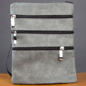 Cross Body Messenger Handbag