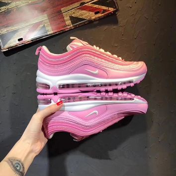 Women Men Nike Air Max 97 Sneakers Sport Shoes-2