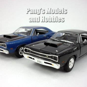 Dodge Coronet Super Bee -1969- 1/24 Scale Diecast Metal Model by Motormax