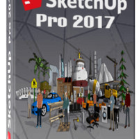 Google Sketchup Pro 2017 Crack with License Keygen Full Free