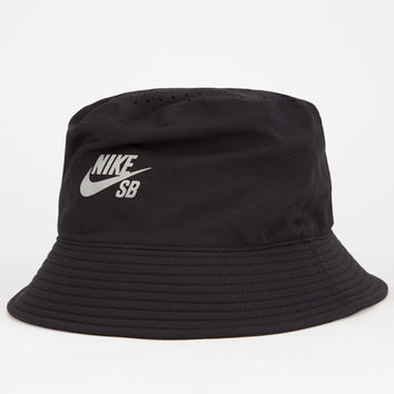 Nike Sb Performance Dri-Fit Bucket Hat Black One Size For Men 25399910001