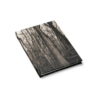 Cypress Forest - 128 Page Hardcover Lined Journal