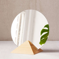 Margot Pyramid Table Mirror | Urban Outfitters