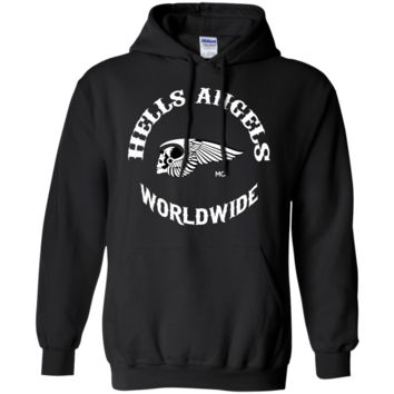 Cover your body with amazing Motorcycle Hells Angels Club Worldwide