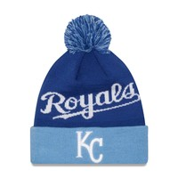 Kansas City Royals MLB Winter Fresh Knit Hat