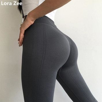 Energy Seamless Leggins Sport Women Fitness High Waist Stretchy Yoga Pants Comressed Workout Sportswear Push Up Yoga Pants