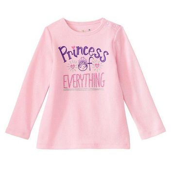 MDIGPL3 Jumping Beans Thermal Tunic - Baby Girl Size