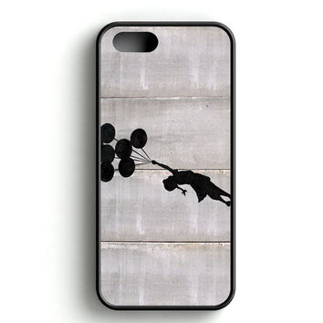 Banksy Balloon Girl iPhone 4s iPhone 5s iPhone 5c iPhone SE iPhone 6|6s iPhone 6|6s Plus Case