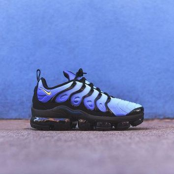 DCCK Nike Air VaporMax Plus - Blue / Black