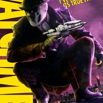 Watchmen 27x40 Movie Poster (2009)