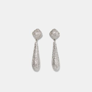 TEARDROP EARRINGS DETAILS