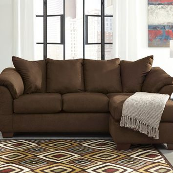 Ashley 750 FULL Sleeper Sofa-Chaise
