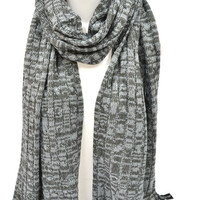 Multi Warm Scarf