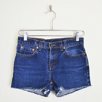 jordache jean shorts, 90s cut off shorts, 90s cut off jean shorts, cutoff shorts, cutoff jean shorts, cut off denim shorts, 90s grunge, xs