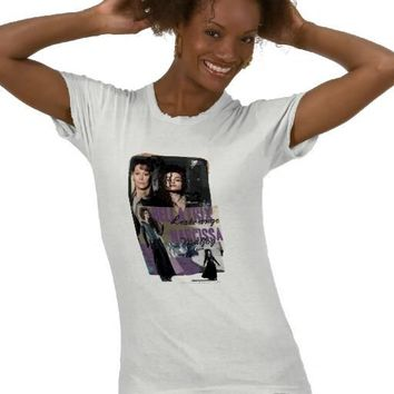 Bellatrix Lestrange and Narcissa Malfoy Tshirt from Zazzle.com