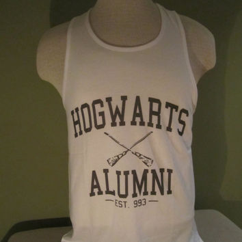 HARRY POTTER Hogwarts Alumni Tank Top 056