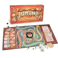 Jumanji The Game:Amazon:Toys & Games