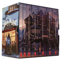 Special Edition Harry Potter Paperback Box Set (1-7) - Paperback - The Scholastic Store