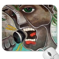 The SInger Mousepads from Zazzle.com