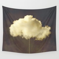 Im a cloud stealer Wall Tapestry by HappyMelvin