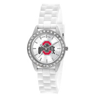 Ohio State Buckeyes NCAA Women's Frost Series Watch