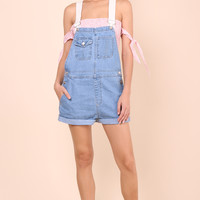 Gab & Kate BF Denim Overalls