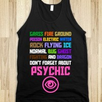 Don't Forget About Psychic
