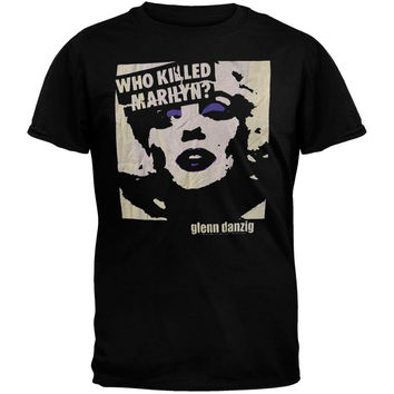 Misfits - Who Killed Marilyn T-Shirt
