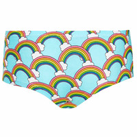 Rainbow Boypants - Cream