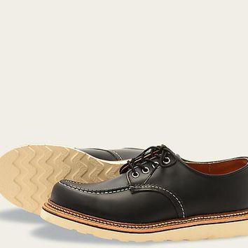 Classic Oxford-Chrome-Leather
