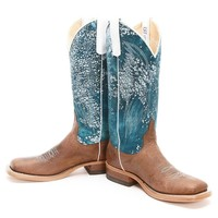 PFI BootDaddy Collection with Anderson Bean Distressed Mad Cat Cowgirl Boots - Anderson Bean - Brand - Cowgirl Boots - Boots